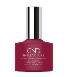 CND Shellac Luxe - Rouge Rite